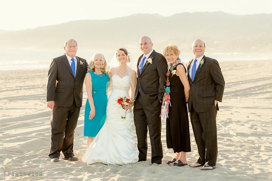 Annenberg Community Beach House Wedding