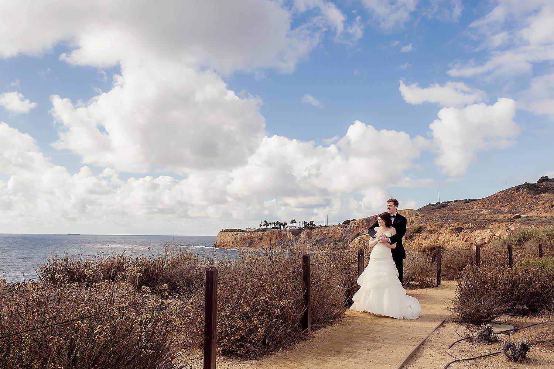 Terranea Resort in Palos Vedes wedding photography
