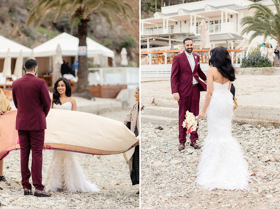 Catalina Wedding Descanso Beach Club