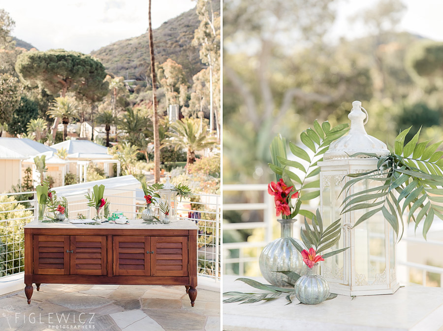 Descanso Beach Wedding Catalina Wedding