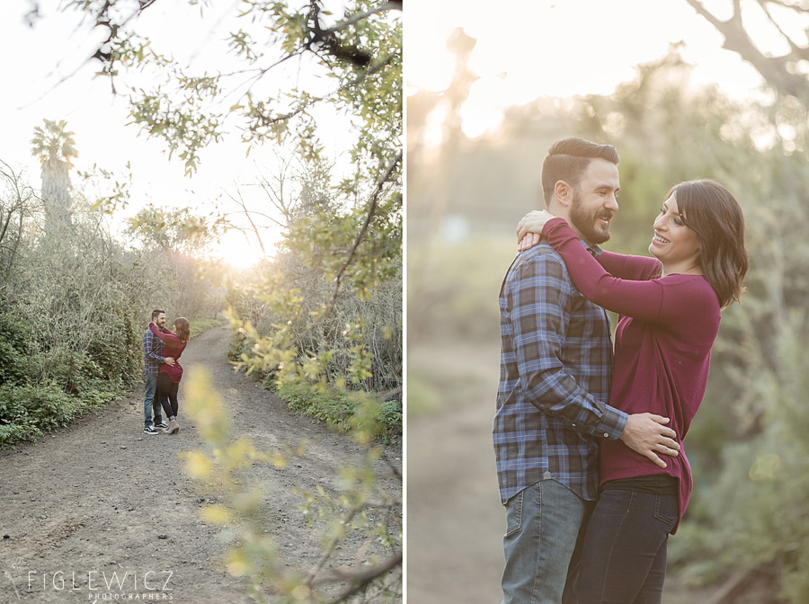 Palos Verdes Horse Trail Engagement