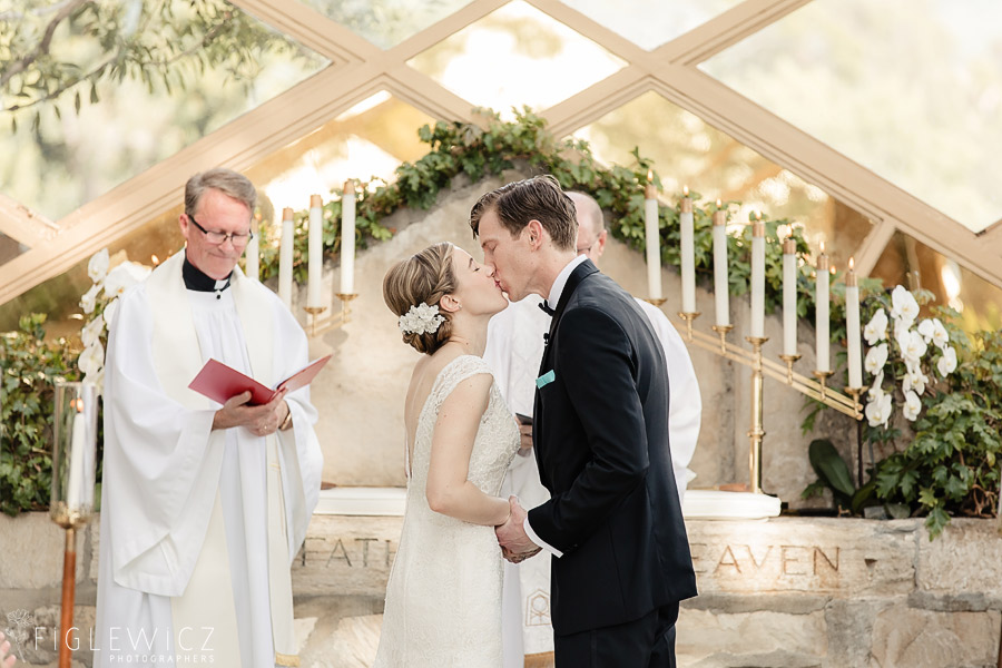 Wayfarers Chapel Wedding Photography