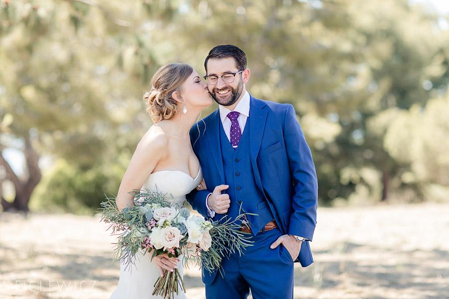 Intimate Palos Verdes Estates Wedding