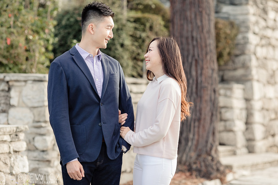 Romantic Palos Verdes Engagement