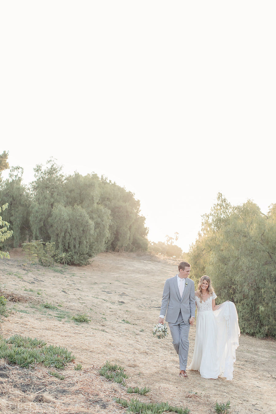 Private Estate Rancho Palos Verdes Wedding