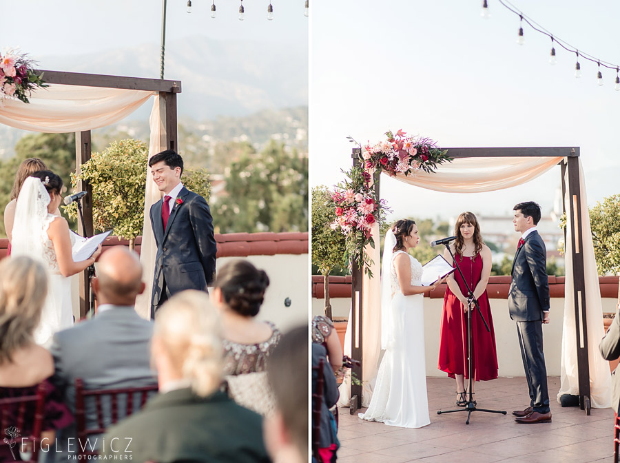 Canary Hotel Santa Barbara Wedding