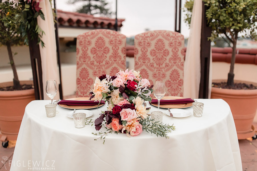 Canary Hotel Santa Barbara Wedding