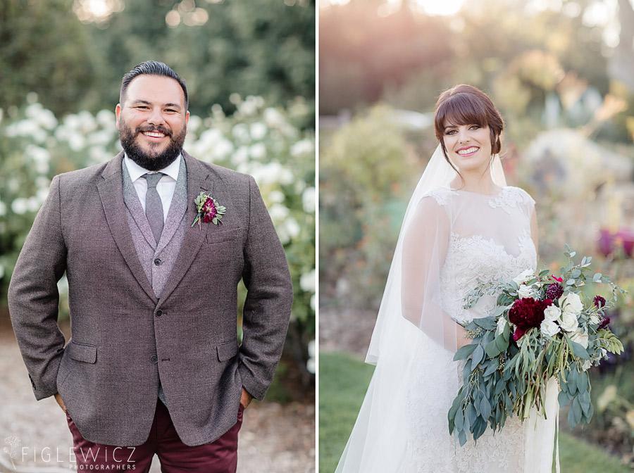 South Coast Botanic Gardens Wedding