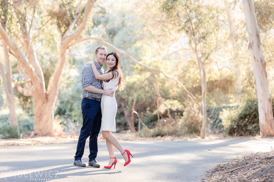 Rancho Palos Verdes Engagement