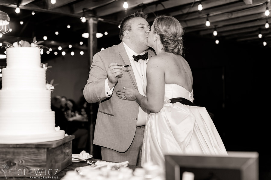 Smokey Hollow Studios Wedding