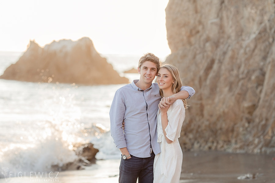 El Matador State Beach Engagement