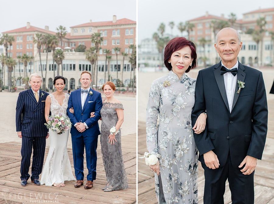 Casa Del Mar Wedding