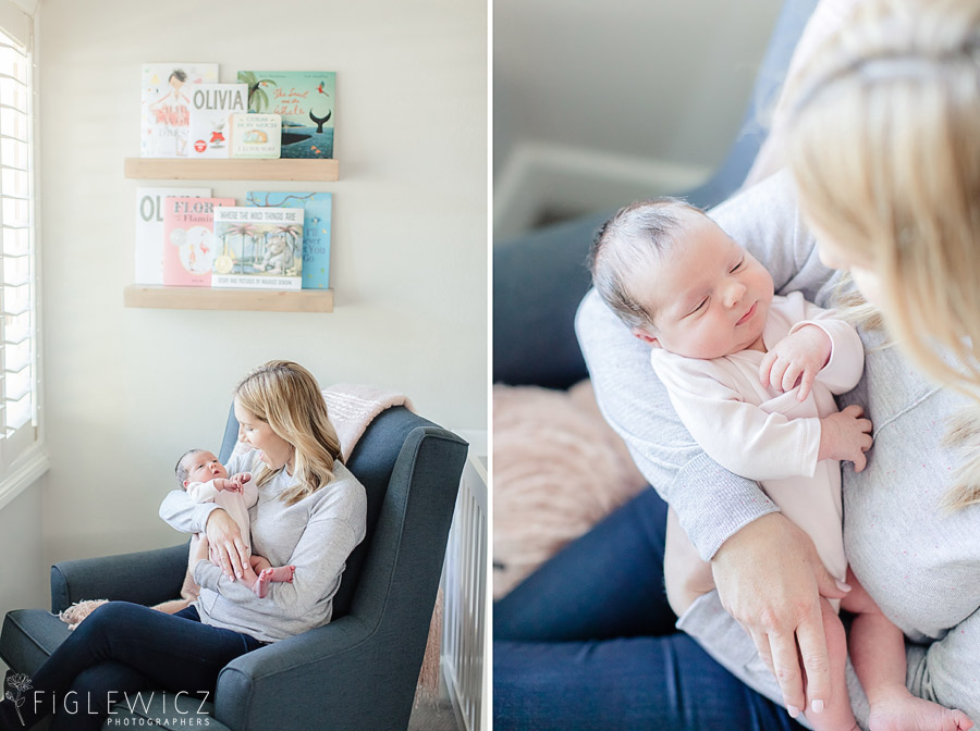 Intimate In Home Baby Portraits