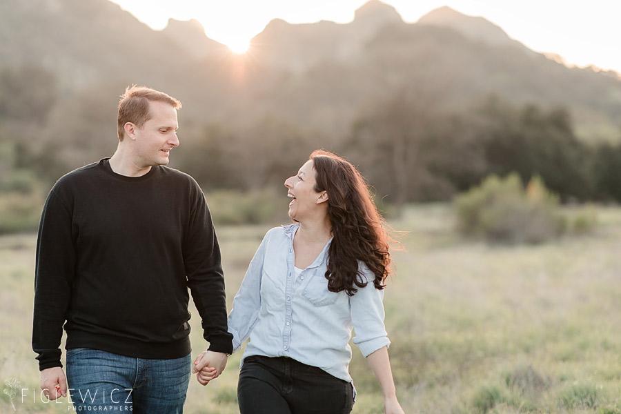 Malibu Canyon State Park Engagement