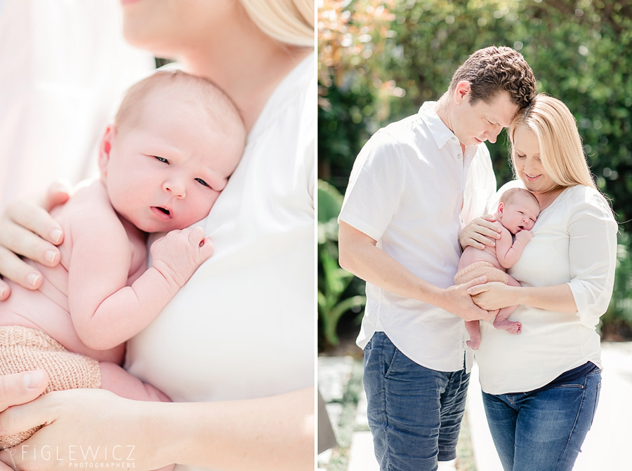 Culver City Baby Portraits