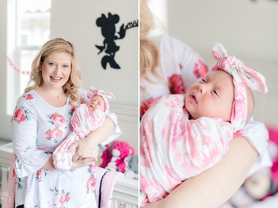 Lifestyle Newborn Portraits
