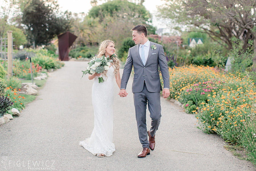 South Coast Botanic Gardens Wedding