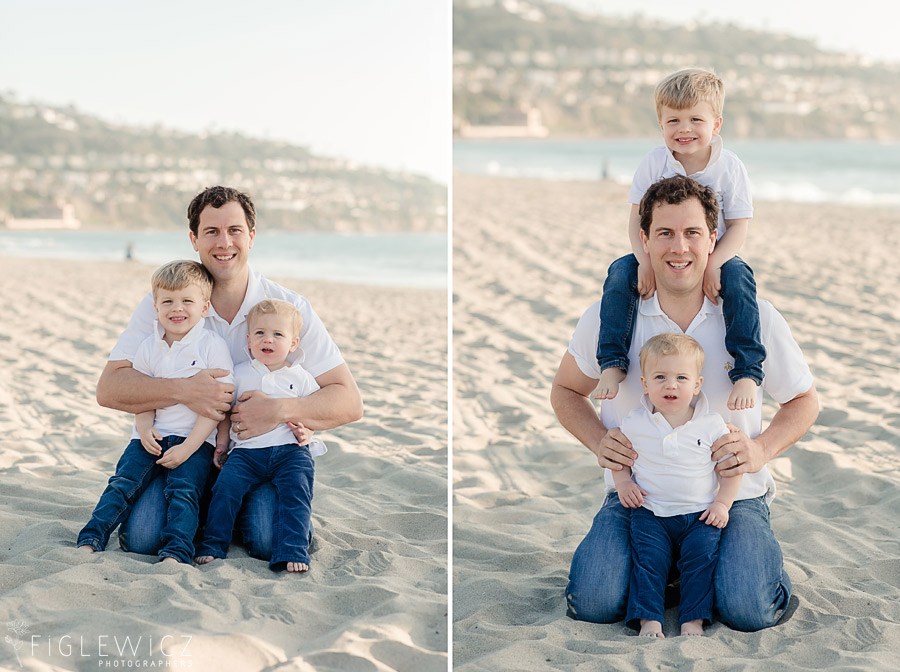 Torrance Beach Family Portraits