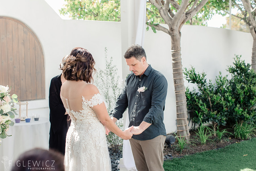 Intimate Verandas Beach House Wedding
