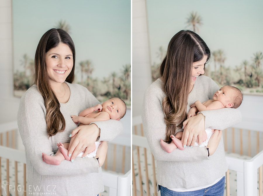 Manhattan Beach Baby Portraits