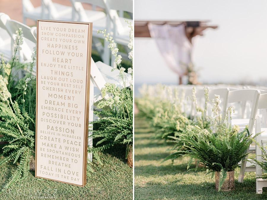 Terranea Resort Wedding