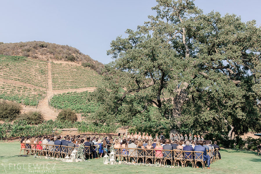 Triunfo Creek Vineyards Wedding