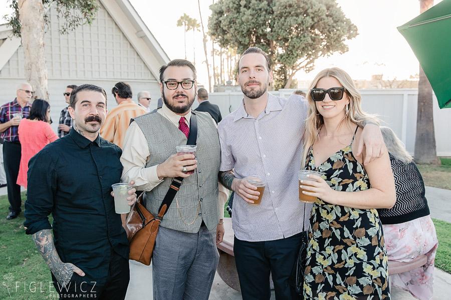 Neighborhood Church Wedding