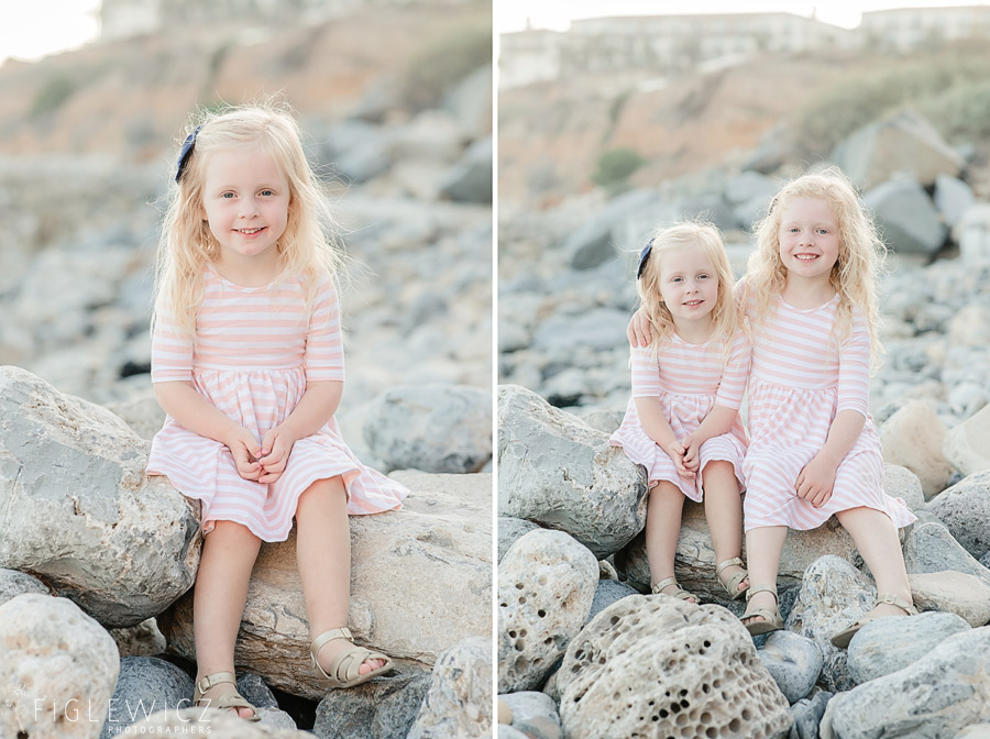 Terranea Resort Family Portraits