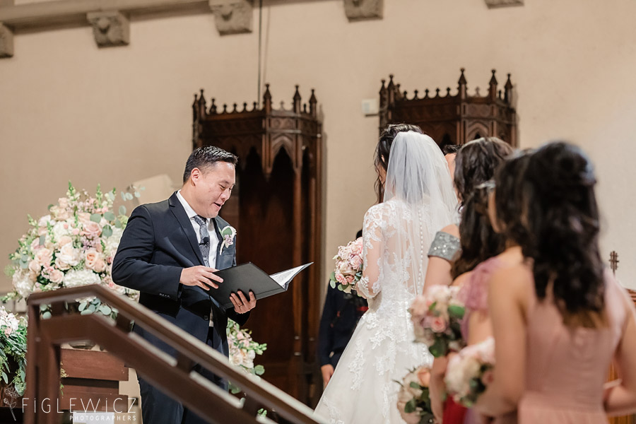 Downtown LA Wedding
