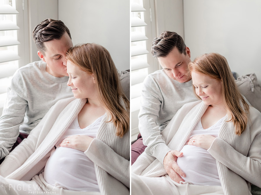 Intimate In-Home Maternity