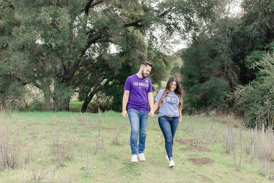 Malibu Canyon State Park Engagement