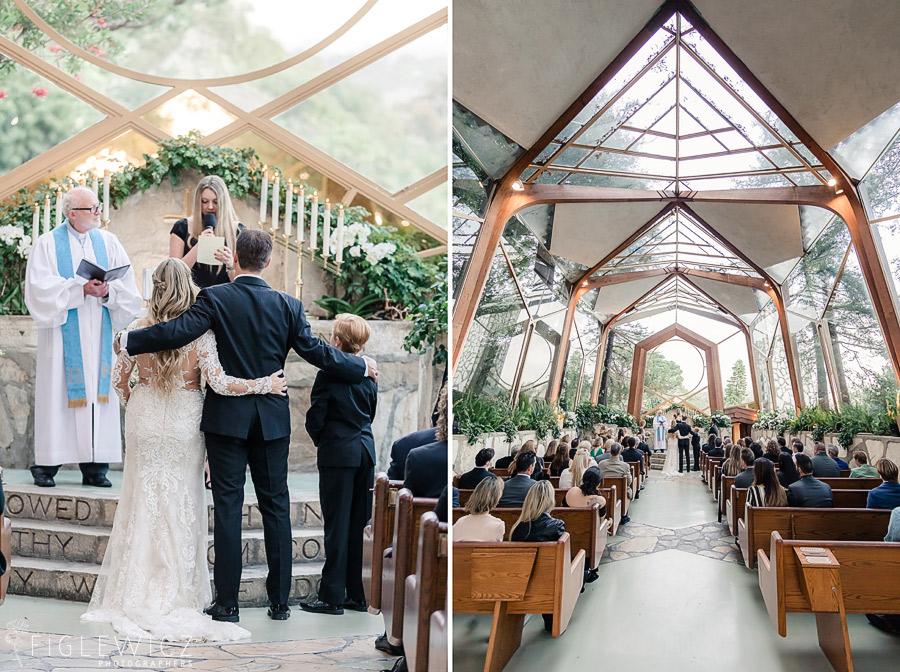 Glass Church Wedding Palos Verdes