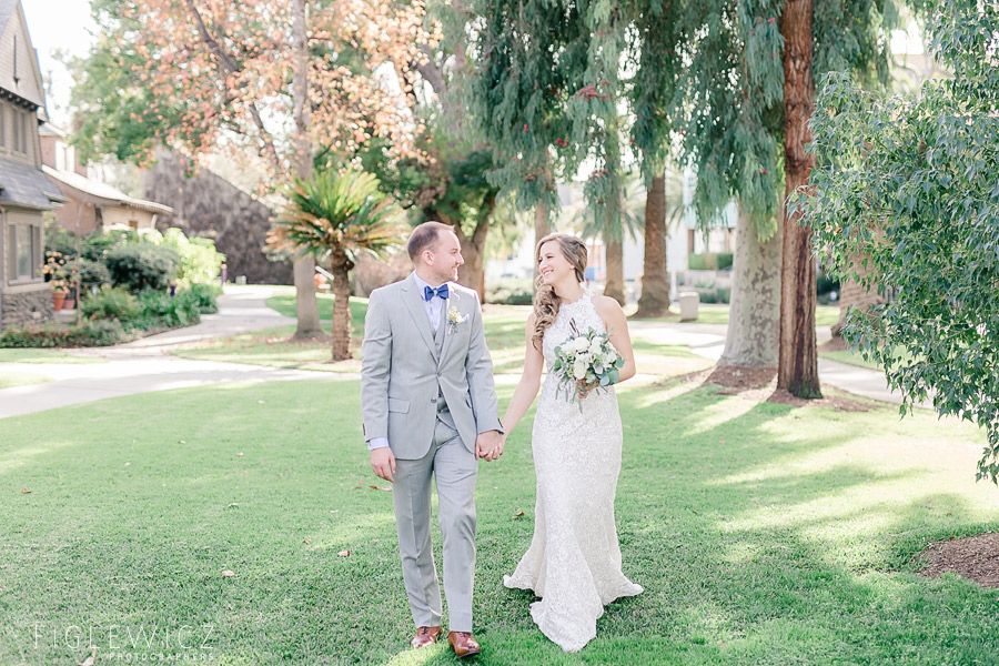 University Club of Pasadena Wedding