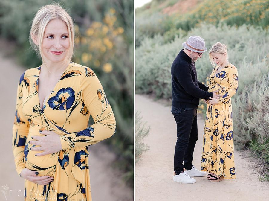 Terranea Maternity Portraits