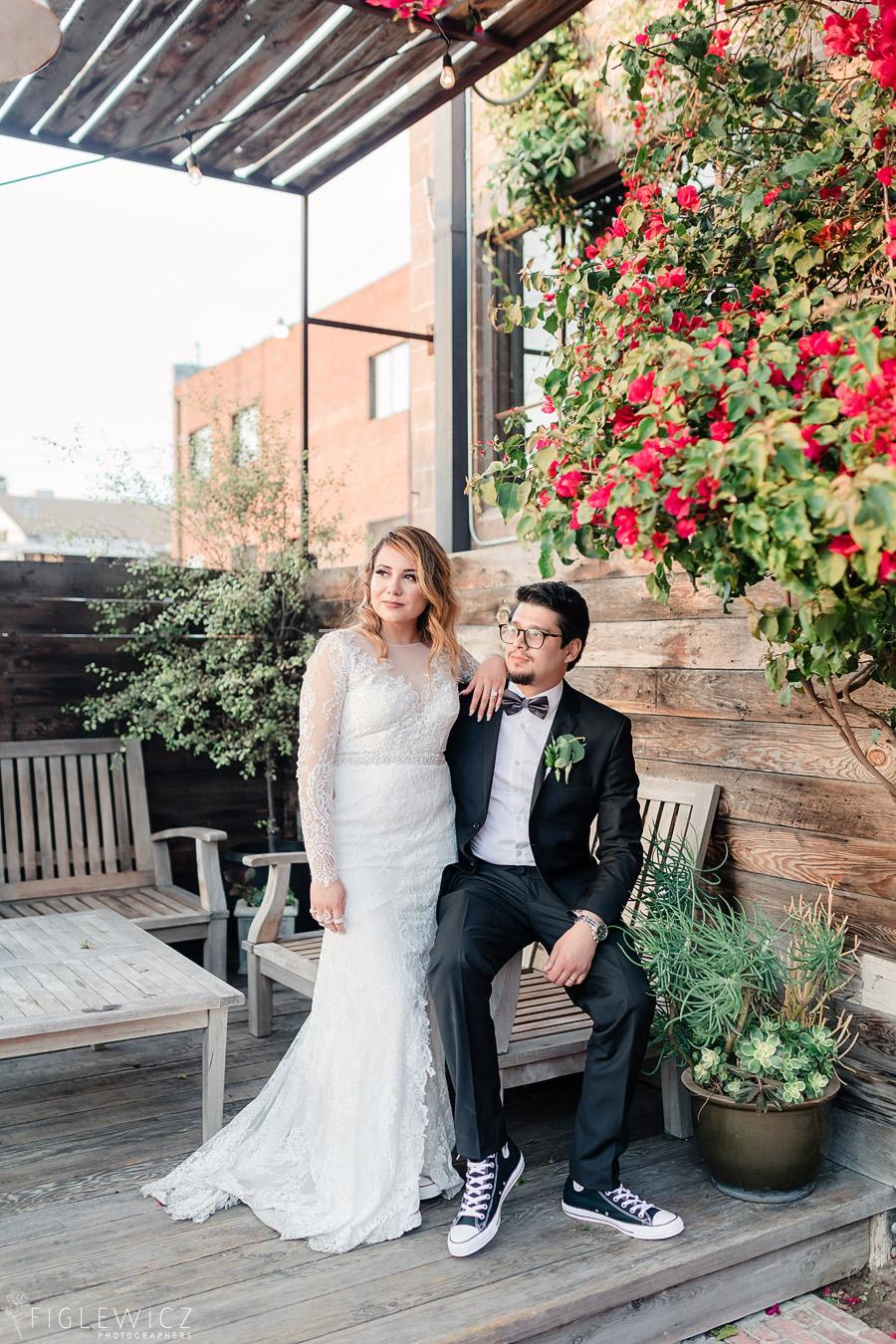 Smokey Hollows Bride and Groom