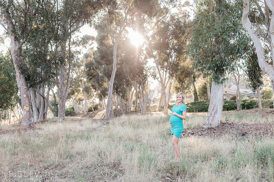 palos verdes maternity photo