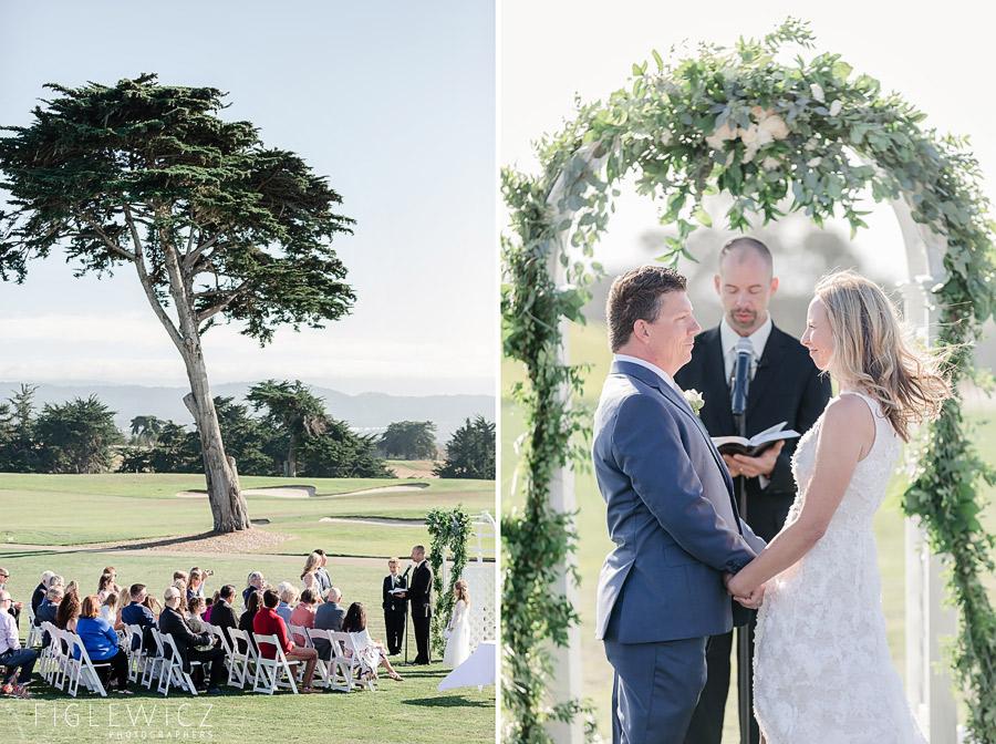 Bayonet & Blackhorse Golf Course Wedding