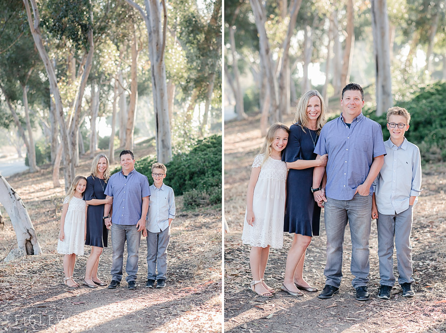Palos Verdes couple incorporating their children into Engagement