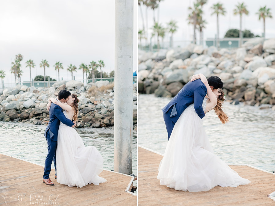 Redondo Beach Wedding