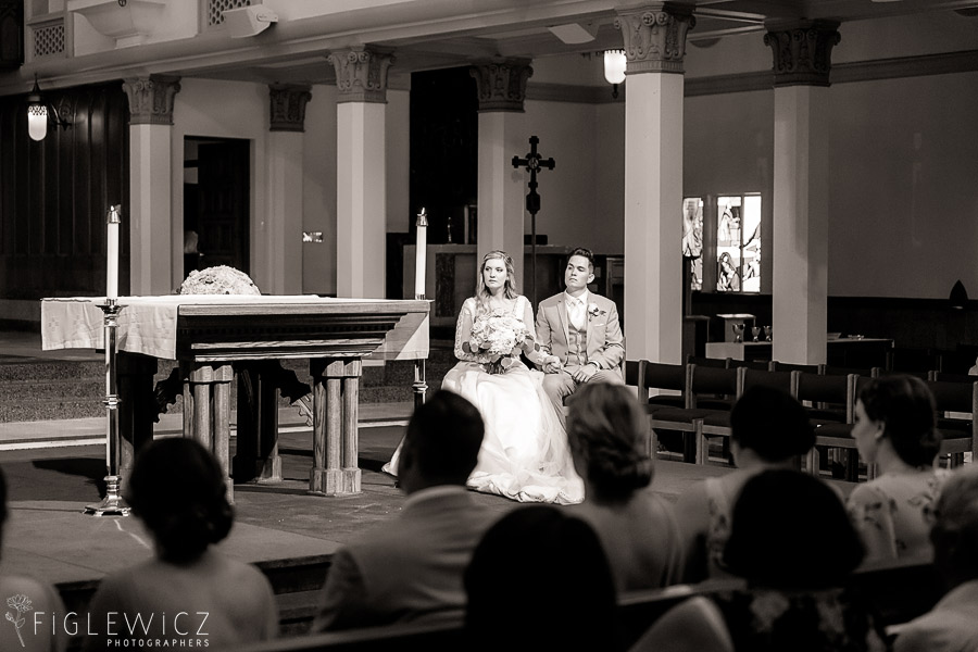 sacred heart chapel wedding