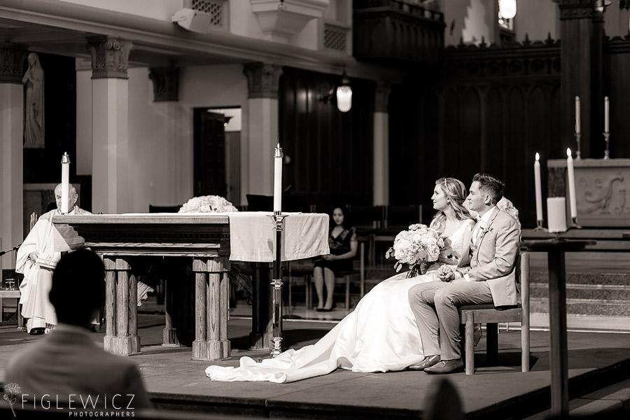 sacred heart chapel wedding