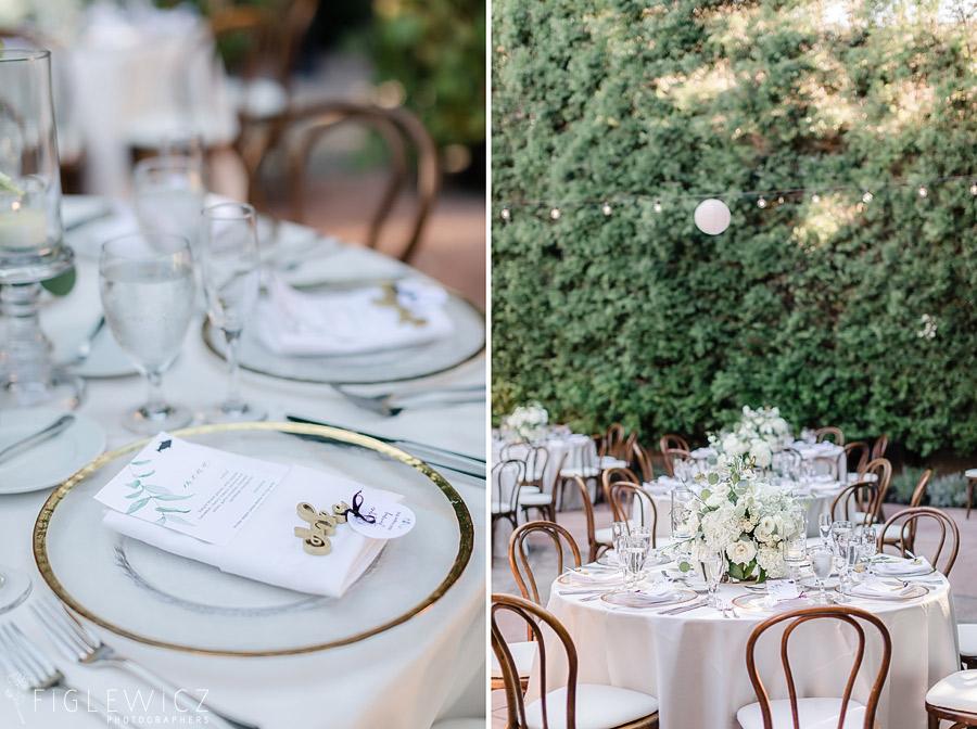 Franciscan Gardens Wedding
