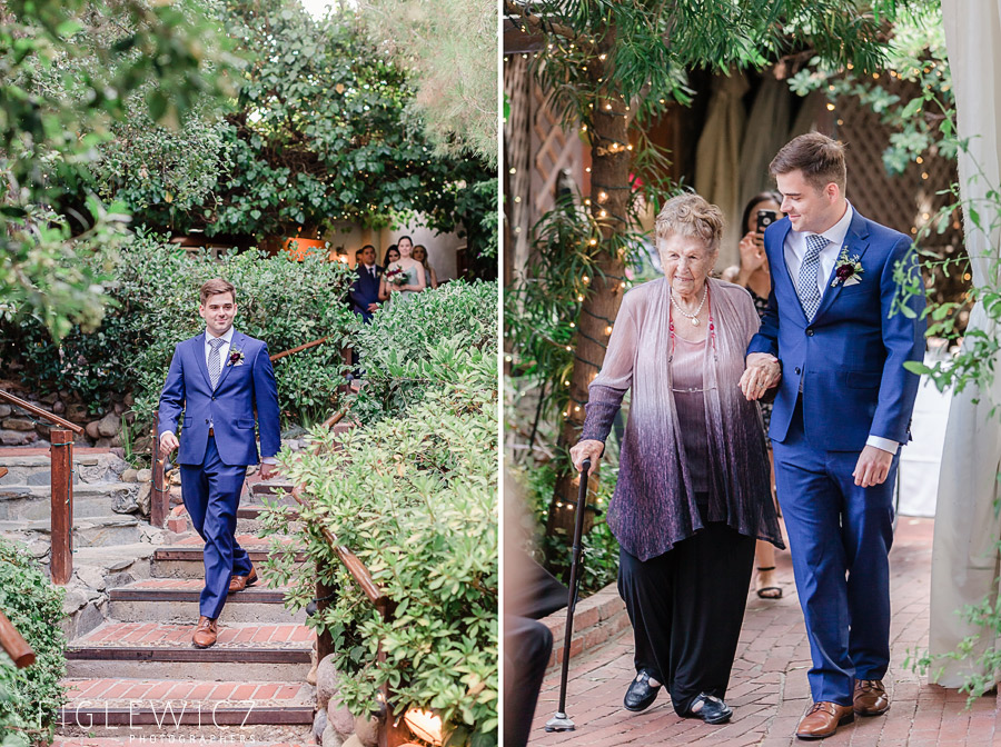 Inn of the Seventh Ray Wedding