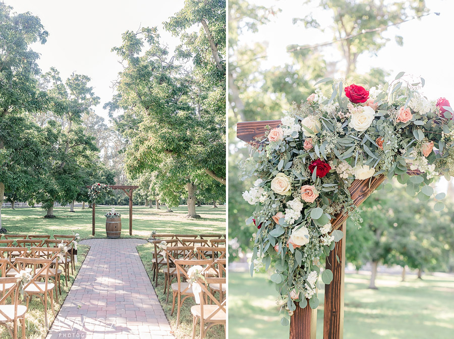 Walnut Grove Wedding