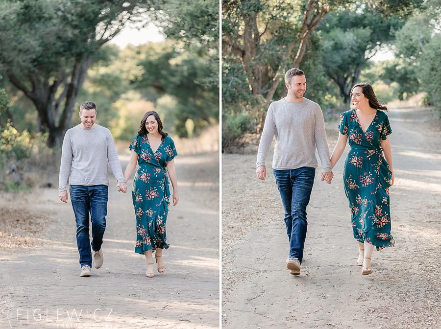 Douglas Family Preserve Santa Barbara Engagement
