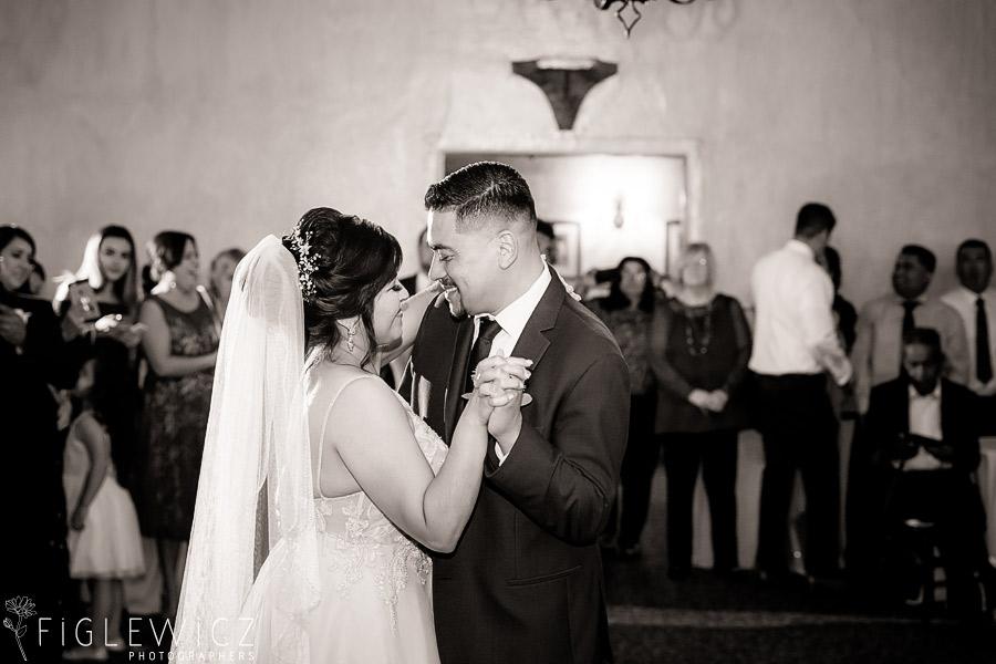 Intimate La Venta Inn Wedding
