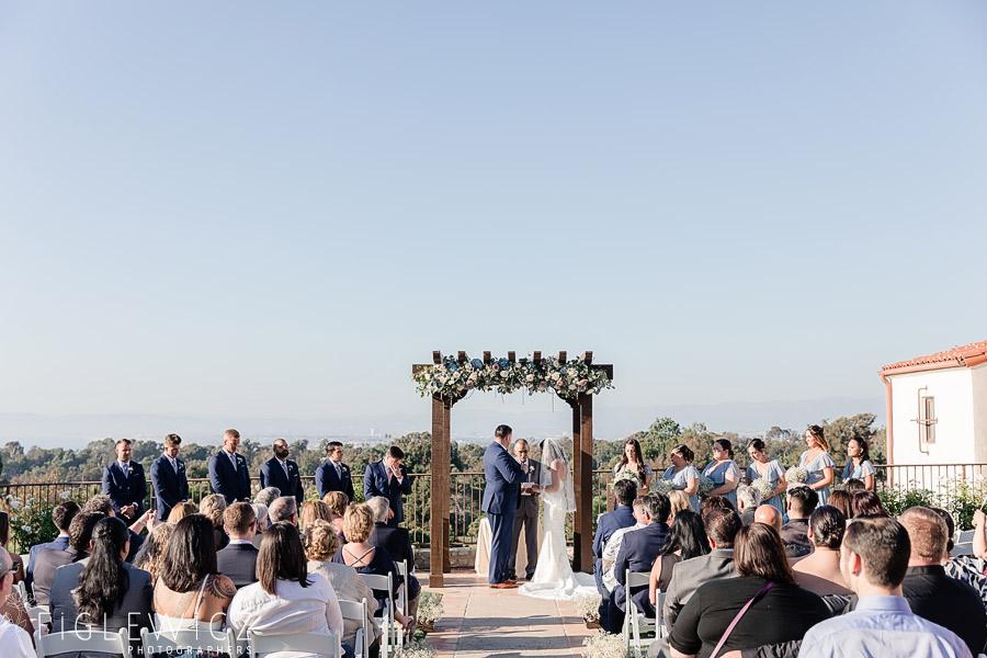 Palos Verdes Golf Club Wedding