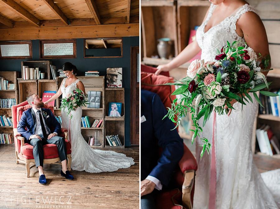 Smoky Hollows Studios Wedding
