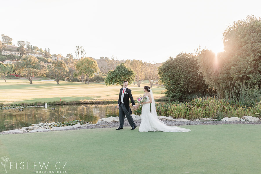 Palos Verdes Golf Club Wedding