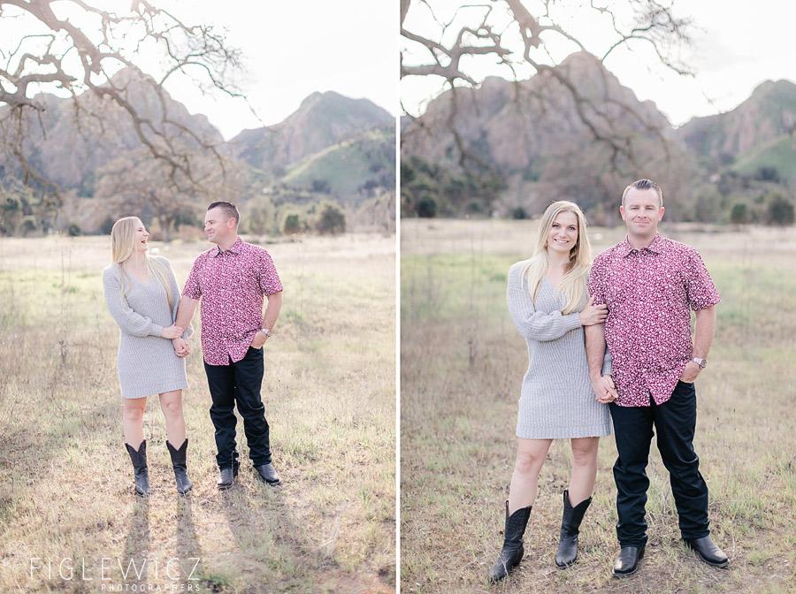 Malibu Canyon Creek Engagement
